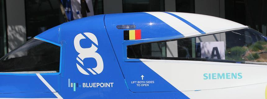 BluePoint Solar Car 1