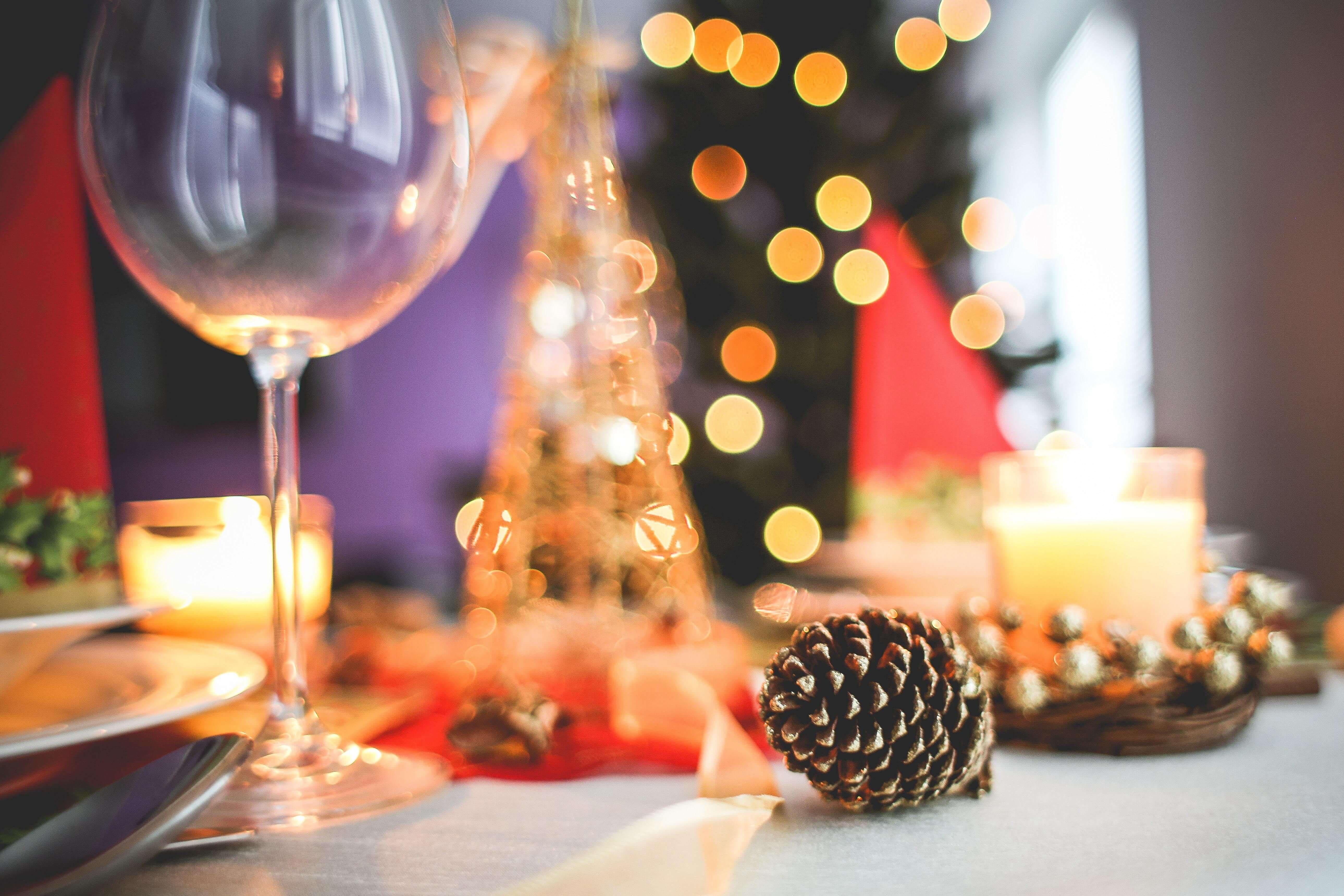 Delicatessen en decoratie ideeën voor de feestdagen