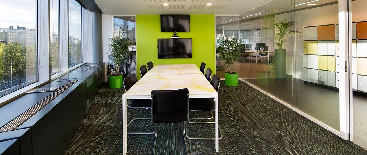 bluepoint brussels tailor made workspaces